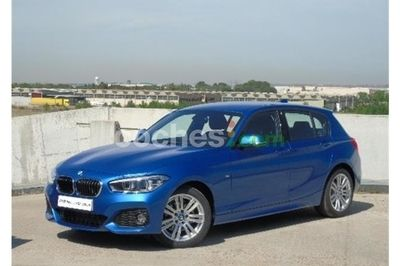 Bmw 116dA - 24.478 € - coches.com