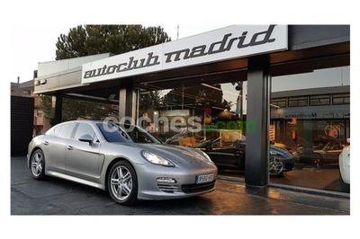 Porsche Panamera 4s Aut. 5 p. en Madrid