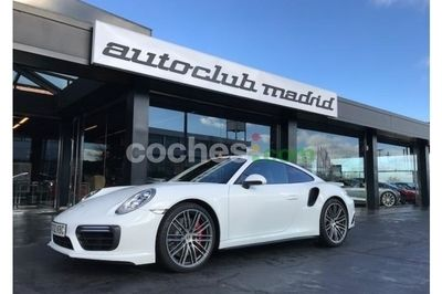 Porsche 911 Turbo Coupé PDK - 179.000 € - coches.com