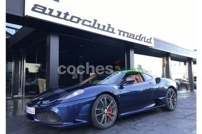 Ferrari F430 Scuderia 2 p. en Madrid