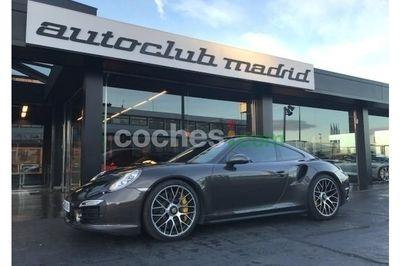 Porsche 911 Turbo S Coupé PDK - 142.000 € - coches.com