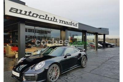 Porsche 911 Turbo Coupé PDK - 169.000 € - coches.com