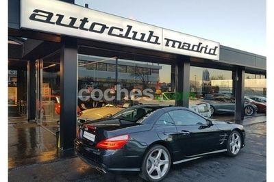 Mercedes Clase Sl Sl 500 435 Aut. 2 p. en Madrid