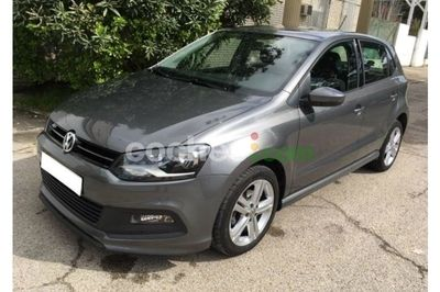 Volkswagen Polo 1.6TDI Sport by R-Line 90 - 12.500 € - coches.com