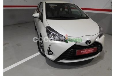 Toyota Yaris 1.3 Active - 12.980 € - coches.com