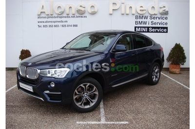 Bmw X4 xDrive 20dA - 41.900 € - coches.com