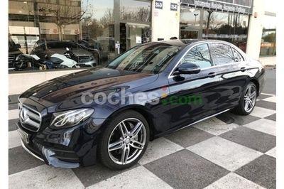 Mercedes E 220d 9G-Tronic 194 - 43.500 € - coches.com