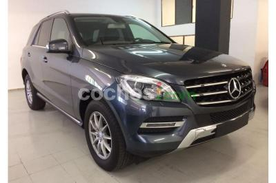 Mercedes ML 250BlueTec 4M 7G Plus - 36.000 € - coches.com