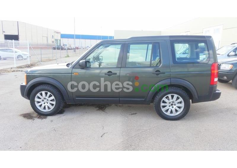 Foto del LAND ROVER Discovery 2.7TDV6 HSE