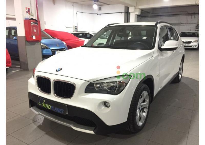 Foto del BMW X1 xDrive 20d
