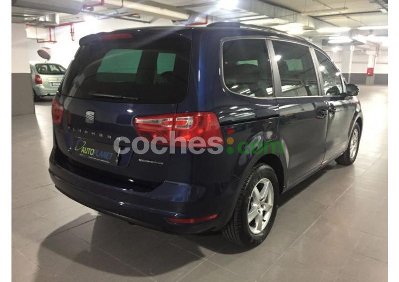 Foto del SEAT Alhambra 2.0TDI CR Ecomotive Style 140
