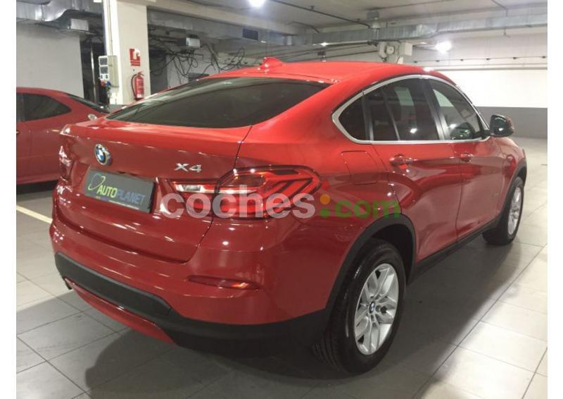 Foto del BMW X4 xDrive 28iA