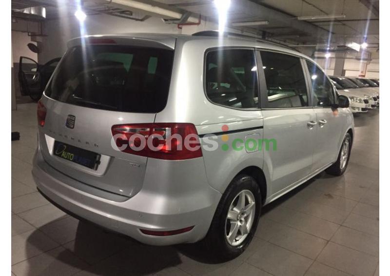 Foto del SEAT Alhambra 2.0TDI CR S&S Style Adv. DSG 150