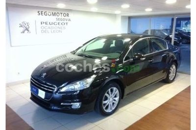 Peugeot 508 2.0BlueHDI Allure 150 - 18.490 € - coches.com