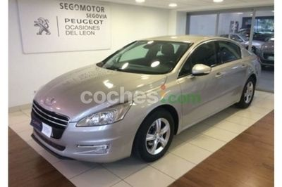 Peugeot 508 2.0HDI Active 140 - 11.490 € - coches.com