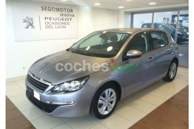 Peugeot 308 1.6 BlueHDi Style 120 - 17.900 € - coches.com