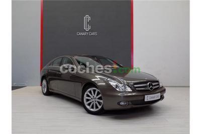 Mercedes CLS 350CDI Aut. - 25.900 € - coches.com