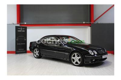 Mercedes CL 600 - 14.500 € - coches.com