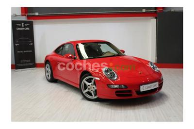 Porsche 911 Carrera Targa - 45.000 € - coches.com
