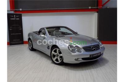 Mercedes SL 500 Aut. - 18.500 € - coches.com