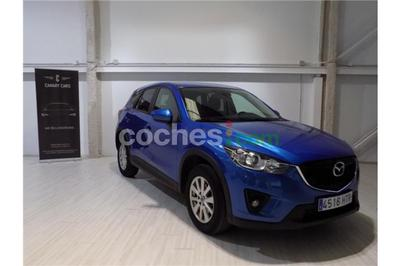 Mazda CX-5 2.2DE Style Pack Safety + Nav. 2WD - 19.900 € - coches.com