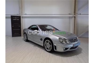 Mercedes SL 55 AMG Aut. - 26.900 € - coches.com