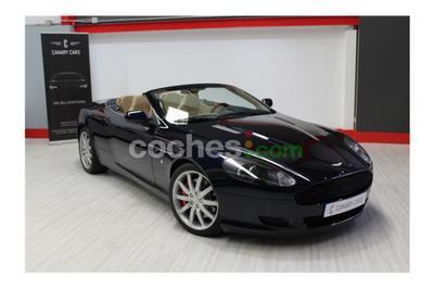 Aston Martin DB9 Volante Touchtronic2 - 63.900 € - coches.com