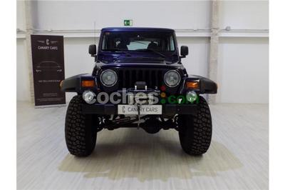 Jeep Wrangler 4.0 Aut. - 22.000 € - coches.com