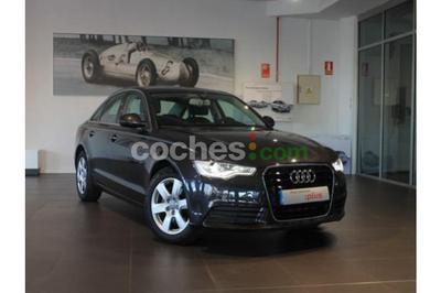 Audi A6 2.0tdi 4 p. en Madrid