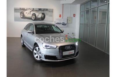 Audi A6 2.0tdi S Line Edition S-t 140kw 4 p. en Madrid