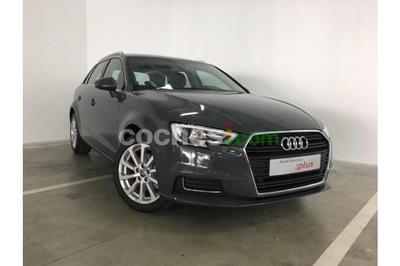 Audi A3 Sportback 1.6TDI CD S line ed. S-T - 26.200 € - coches.com