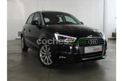 Audi A1 Sportback 1.6TDI Attraction - 18.950 € - coches.com