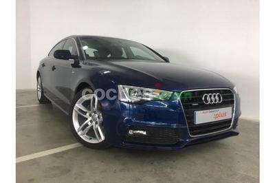 Audi A5 Sportback 2.0tdi S Line Ed. Q. S-t 190 5 p. en Madrid