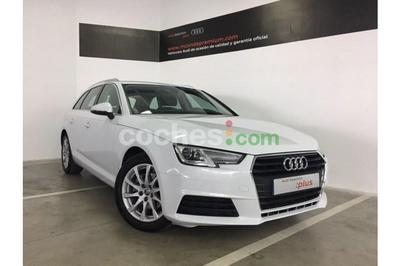 Audi A4 Avant 2.0tdi Ultra Advanced Ed. 110kw 5 p. en Madrid