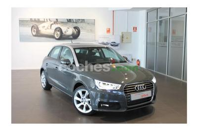 Audi A1 Sportback 1.6TDI Attraction - 19.100 € - coches.com