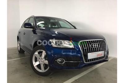 Audi Q5 2.0TDI CD quattro S Line Ed. S-T 190 - 42.500 € - coches.com