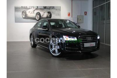 Audi A8 3.0tdi Cd Quattro Tiptronic 4 p. en Madrid