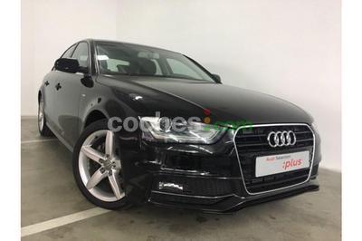 Audi A4 2.0tdi Dpf S Line Edition Multitronic 150 4 p. en Madrid