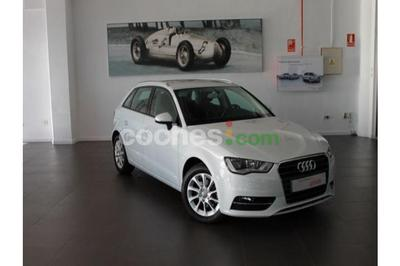 Audi A3 Sportback 1.6tdi Cd Attracted S-t 5 p. en Madrid