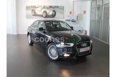Audi A4 2.0TDI DPF S line edition 150 - 27.000 € - coches.com