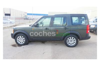 Land Rover Discovery 2.7TDV6 HSE - 10.500 € - coches.com