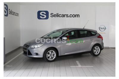 Ford Focus 1.6 TI-VCT Trend (flotas) - 10.990 € - coches.com