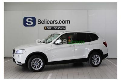 Bmw X3 Sdrive 18d 5 p. en Madrid