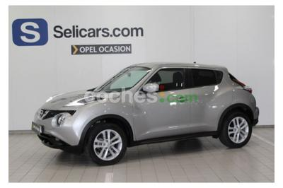 Nissan Juke 1.5dCi Acenta 4x2 - 15.490 € - coches.com