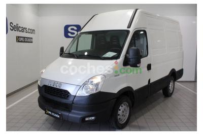 Iveco Daily Chasis Cabina 35S13 -P 3450 126 - 15.990 € - coches.com