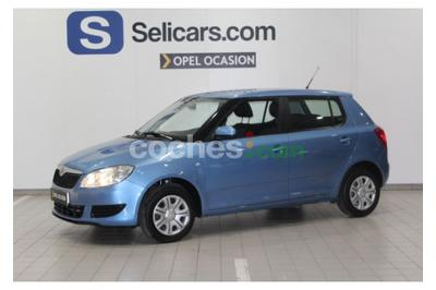 Skoda Fabia 1.2 Ambition 60 5 p. en Madrid