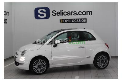 Fiat 500 1.2 Lounge 3 p. en Madrid