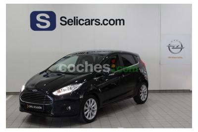 Ford Fiesta 1.5 TDCi Trend 95 - 10.990 € - coches.com