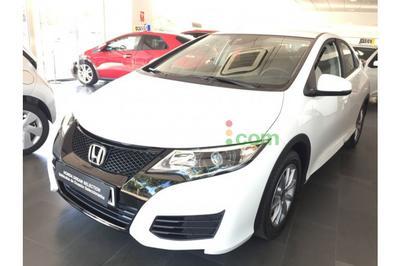 Honda Civic 1.6 i-DTEC Comfort - 16.900 € - coches.com