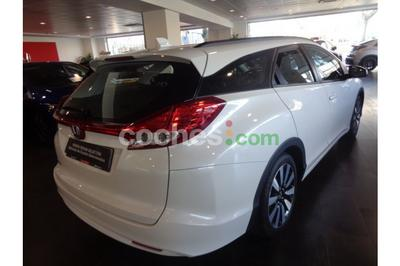Honda Civic Tourer 1.6 I-dtec Elegance Navi 5 p. en Madrid